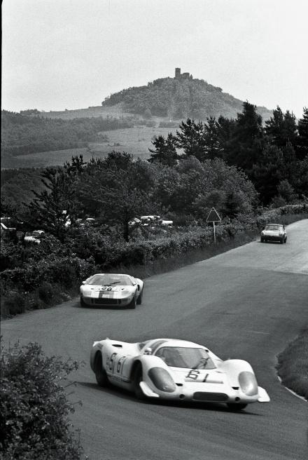 1000 km Nürburgring 1969