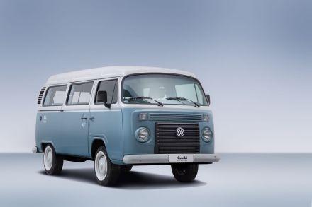 Die Sonderserie Last Edition setzt mit 1200 Fahrzeugen im September 2013 den finalen Schlusspunkt unter die Fertigung des T2.