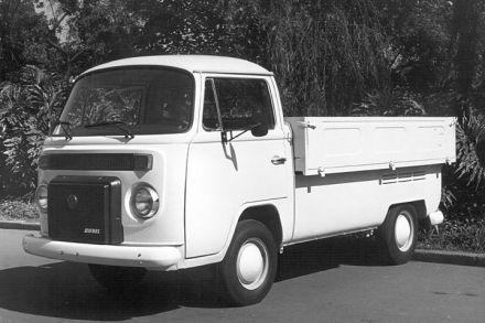 Von 1983 bis 1988 baut Volkswagen in Brasilien den T2 mit einem Dieselmotor.