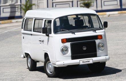 Seit 2006 baut Volkswagen in Brasilien den T2 Kombi mit einem 1,4 Liter großen, wassergekühlten Vierzylinder.